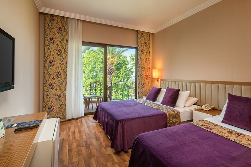 Kilikya Resort Çamyuva Garden Side Room
